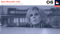 Kyle Meredith with Lucinda Williams