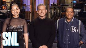 Steve Carell on NBC's Saturday Night Live