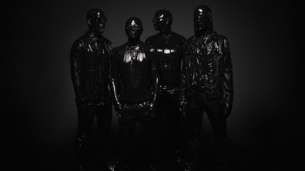 Weezer Black Album cover artwork