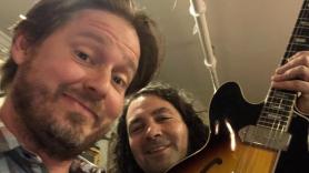 Tim Heidecker and Adam Granduciel, Instagram