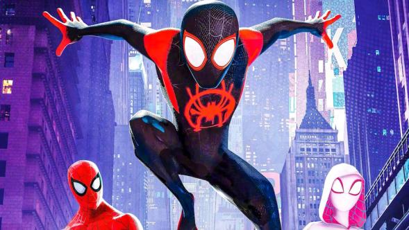 Spider-Man Into the Spider-Verse Soundtrack Stream OST