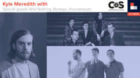Kyle Meredith With... Wild Nothing, Bodega, and Houndmouth