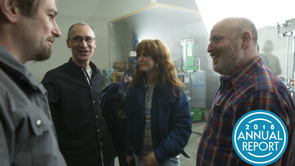 Joel Fields and Joe Weisberg, The Americans (FX)