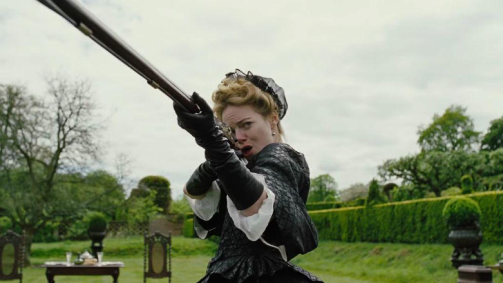 The Favourite, Fox Searchlight, Emma Stone