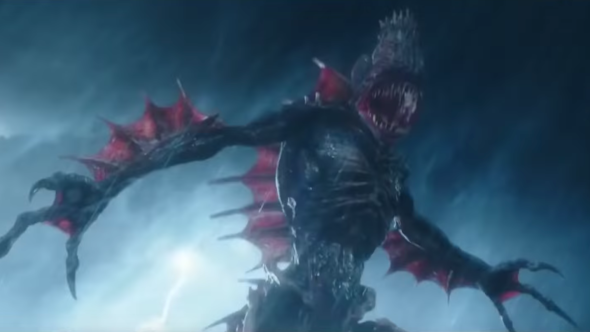 Aquaman the Trench spinoff movie warner bros dc films