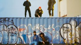 """Pottery debut EP No 1 """"Lady Solinas"""" Partisan Records new indie music release"""