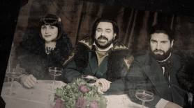 FX, What We Do In The Shadows, Jemaine Clement, Taika Waititi, FX, Comedy, TV