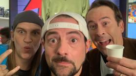 Jason Mewes, Kevin Smith, Jason Lee, Jay and Silent Bob Reboot, Shooting, 2019