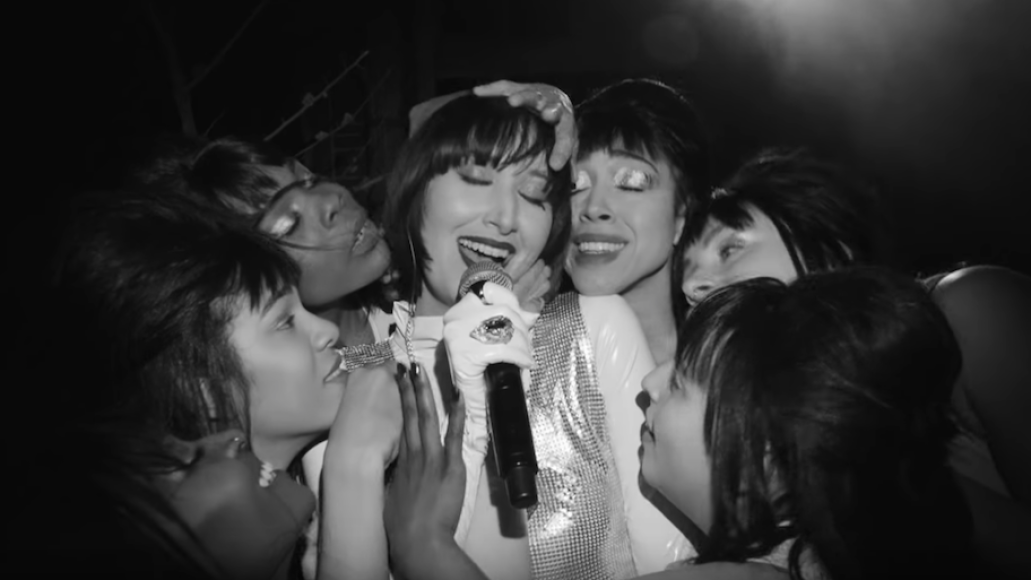 Karen O Danger Mouse Spike Jonze The Late Show with Stephen Colbert Performance Video