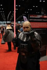C2E2, Cosplay, Comic Books, Chicago, Convention, Con, Superheroes, Star Wars, Darth Vader