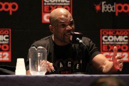 C2E2, Cosplay, Comic Books, Chicago, Convention, Con, Superheroes, Darryl DMC McDaniels, Darryl Makes Comics