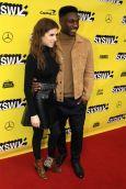 Anna Kendrick, Marchánt Davis, The Day Shall Come, SXSW, Red Carpet Photo, Heather Kaplan