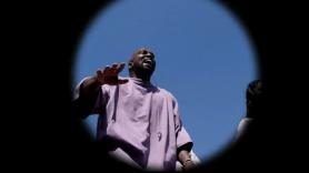 Kanye's Sunday Service at Coachella