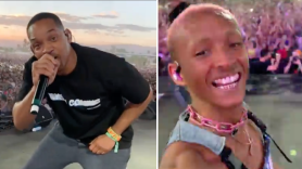 Will Smith, Jaden Smith, Coachella, 2019,