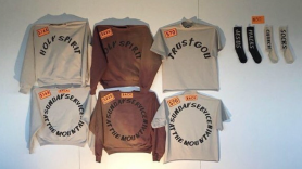 "Kanye's ""Sunday Service"" church clothes"