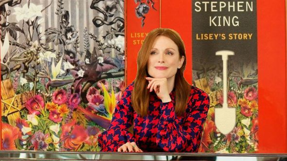 Julianne Moore, Stephen King, Lisey's Story, Apple