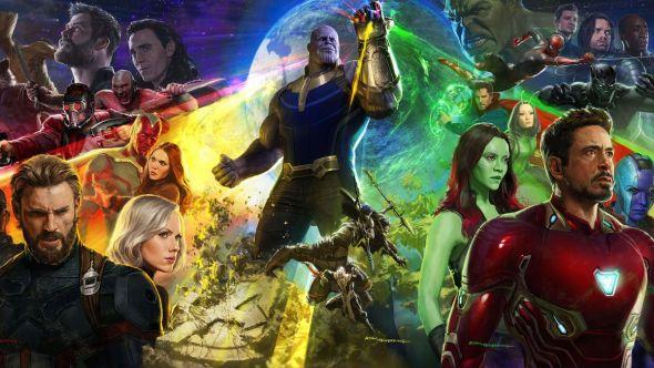 Marvel Cinematic Universe, Iron Man, Captain America, Thanos, Avengers: Endgame