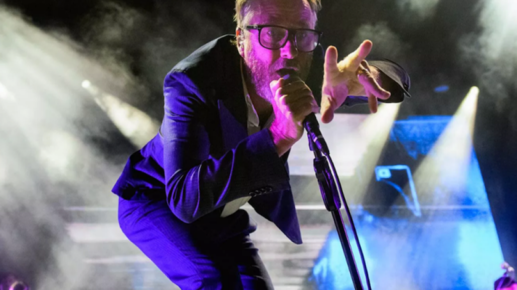 """The National """"Hairpin Turns"""" song single video new music release"""