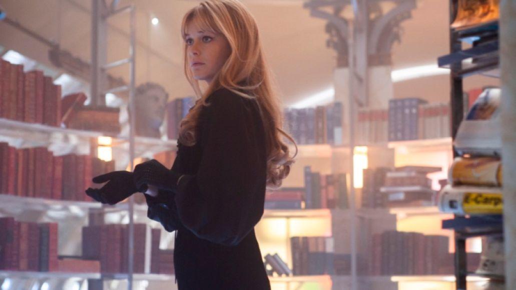 Rachel Keller as Syd Barrett in FX's Legion