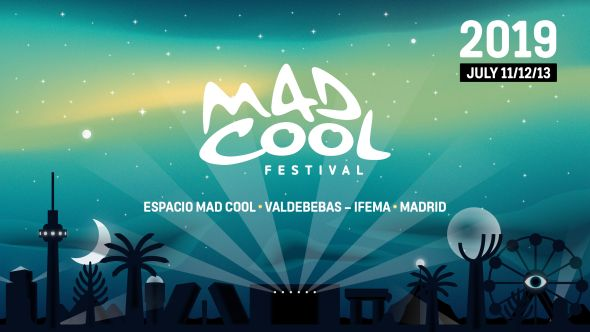 Mad Cool Festival Banner