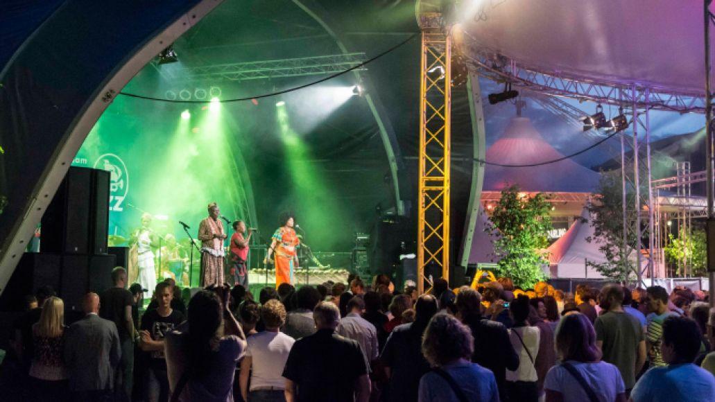 North Sea Jazz Festival, photo by Rotterdam Tourist Info
