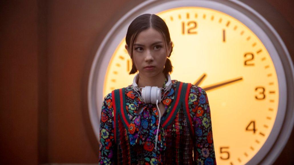 Lauren Tsai as Switch