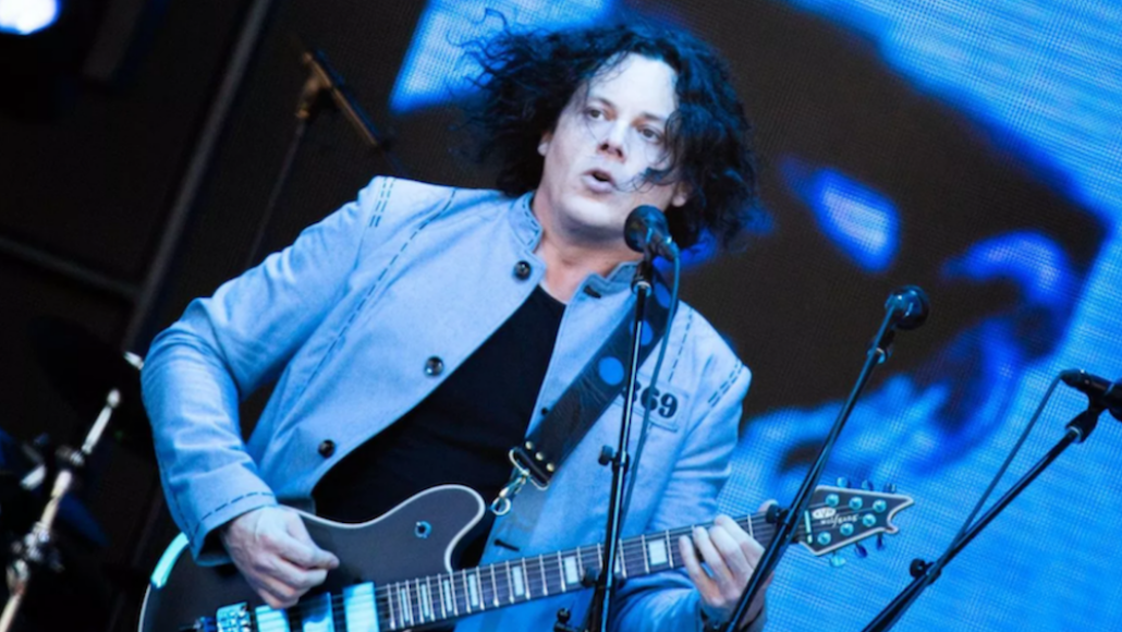"""the raconteurs """"bored and razed"""" new song rock release stream Help us Stranger"""