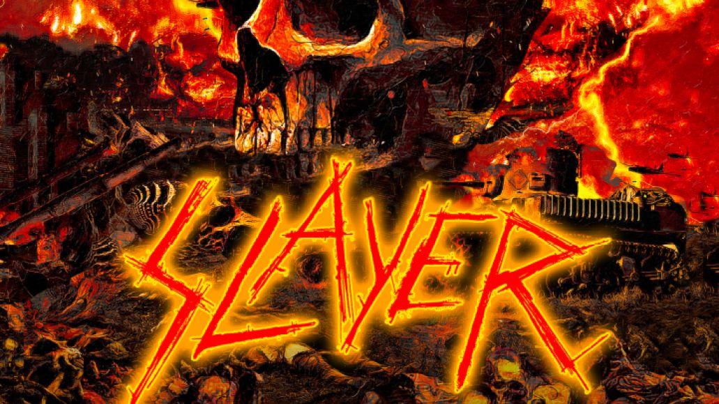 Slayer Final Tour Leg Poster