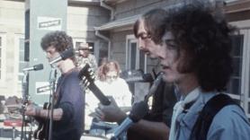 The Velvet Underground Color footage dallas vietnam protest archive footage