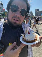 Berry Sundae, Best Bites at Lollapalooza 2019