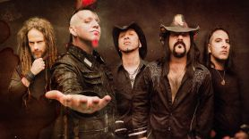 Hellyeah's Tom Maxwell talks Vinnie Paul and new album