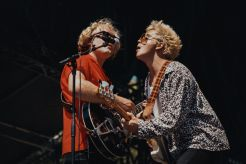 The Nude Party at Lollapalooza 2019, photo by Nick Langlois