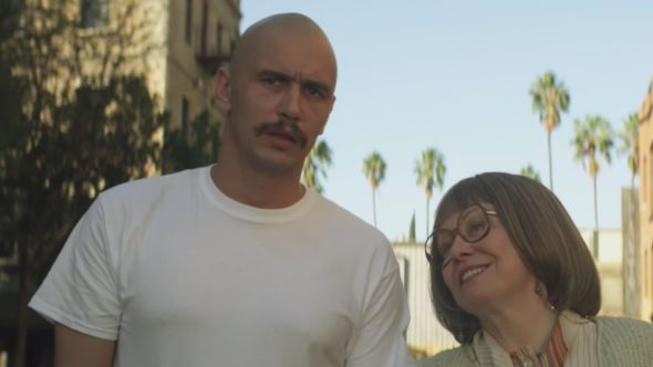 James Franco's Zeroville trailer