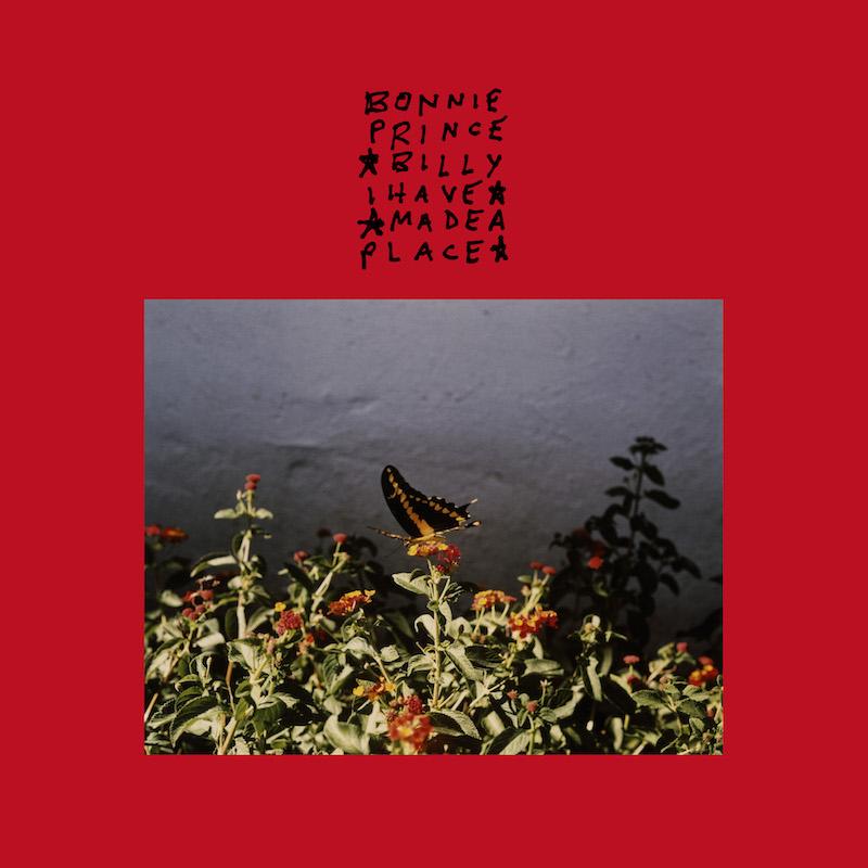 Bonnie Prince Billy I Made a Place Album Cover Artwork