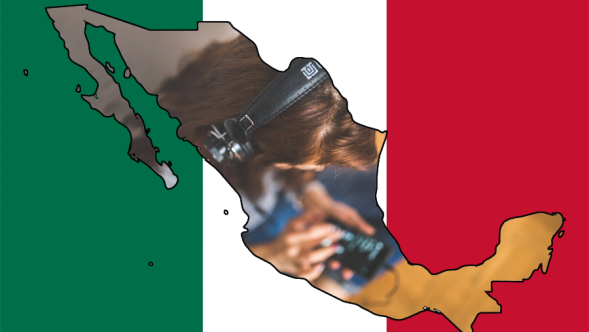 Mexico Music Statistics Data Global listening habits