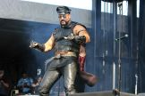 Village People at Riot Fest 2019, photo by Heather Kaplan