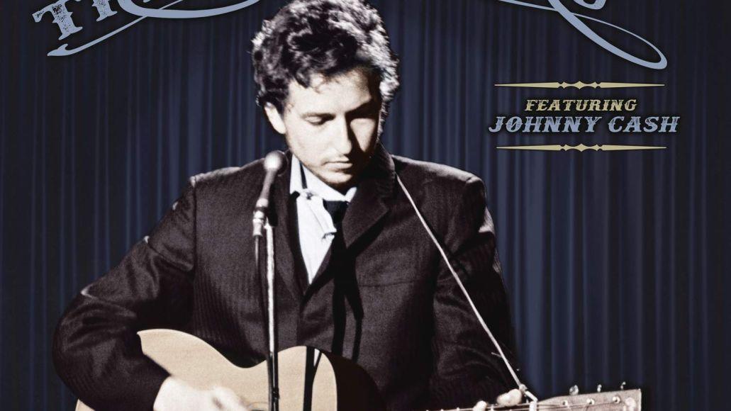 Bob Dyaln Johnny Cash Travelin Thru The Bootleg Series Vol. 15 1967-1969 album cover artwork