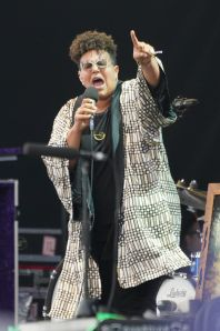 Brittany Howard at Austin City Limits 2019, photo by Amy Price