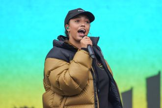 Mahalia at Austin City Limits 2019, photo by Amy Price