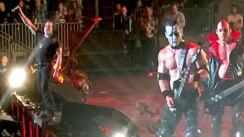 Original Misfits at Madison Square Garden