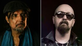 Phil Campbell Rob Halford song Straight Up