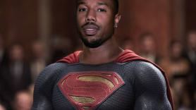 Michael B Jordan Superman DC Films Green Lantern Corps J.J. Abrams