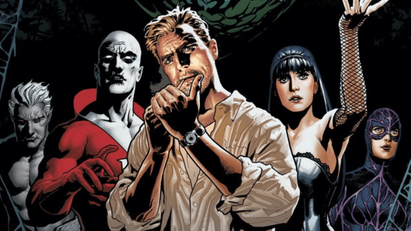 Justice League Dark Bad Robot Warner Bros Film TV Series Ideas