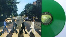 The Beatles' Abbey Road on vinyl
