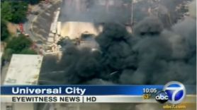 ABC 7 on the Universal Vault Fire in 2008 Universal Fire Universal Music Group Soundgarden masters Nirvana Slayer