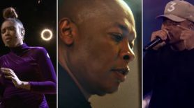 Jennifer Hudson, Dr. Dre, and Chance the Rapper pay tribute to Kobe Bryant