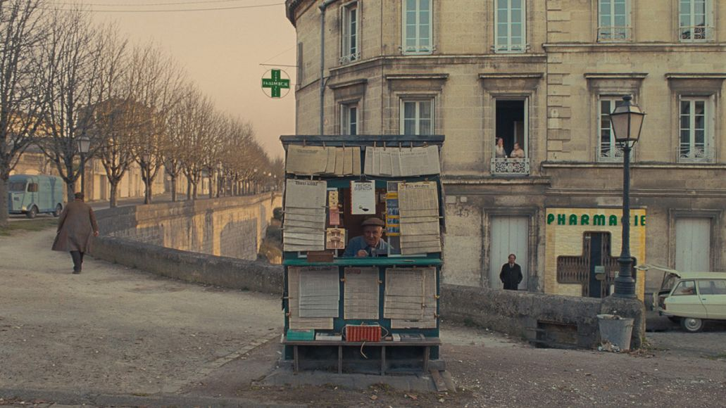 French-Dispatch-First-Look- news stand wes anderson
