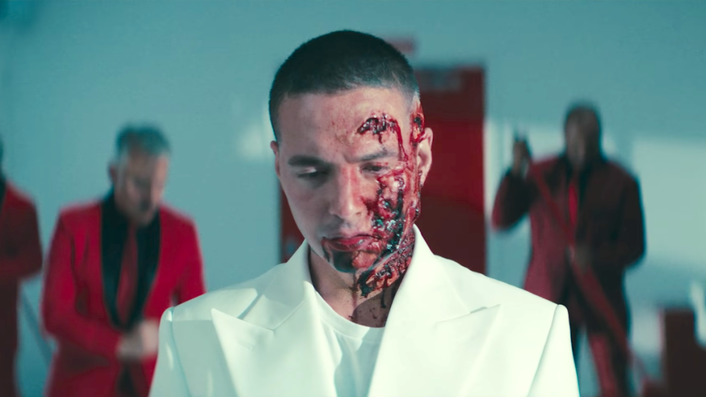 J Balvin Rojo new song single music video Colores