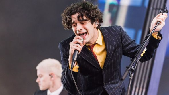 The 1975 festival tour dates tickets live 2020, photo by Ben Kaye