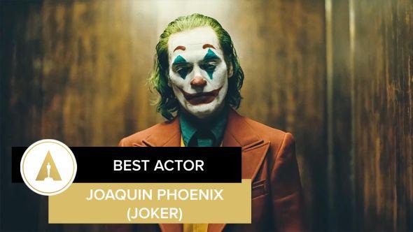 joaquin phoenix oscars 2020 academy award best actor